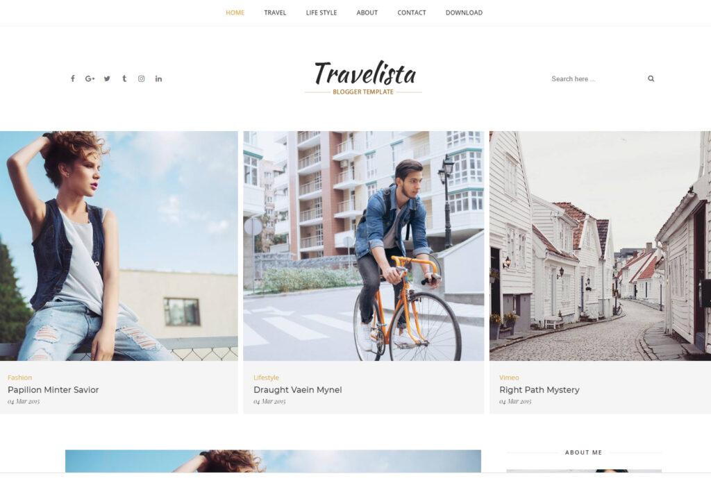 travelista-template-blogger