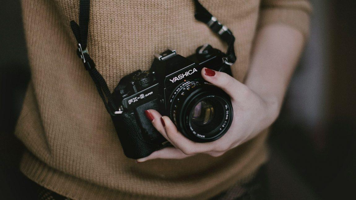Material de fotografia ideal para bloggers e outros influenciadores digitais