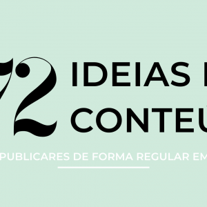 ideias de conteúdo blog 2020