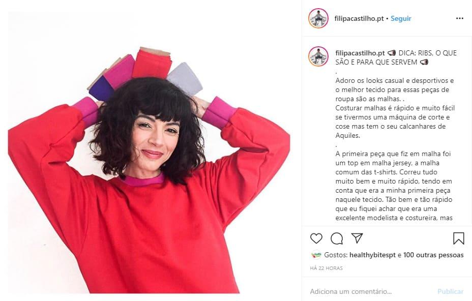 contas de moda portuguesas para seguir no instagram