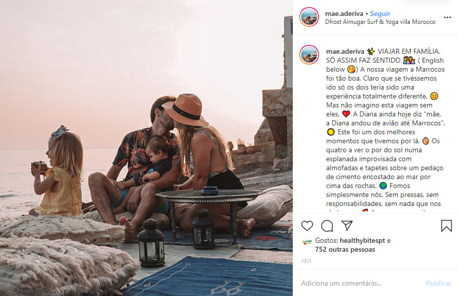 contas de maternidade portuguesas que tens de seguir no instagram mãe à deriva