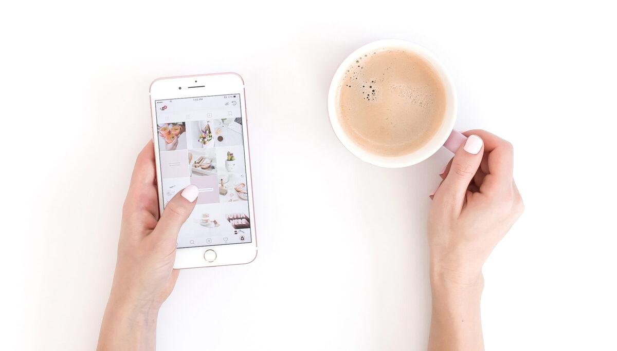 como criar uma conta de instagram e configurá-la correctamente