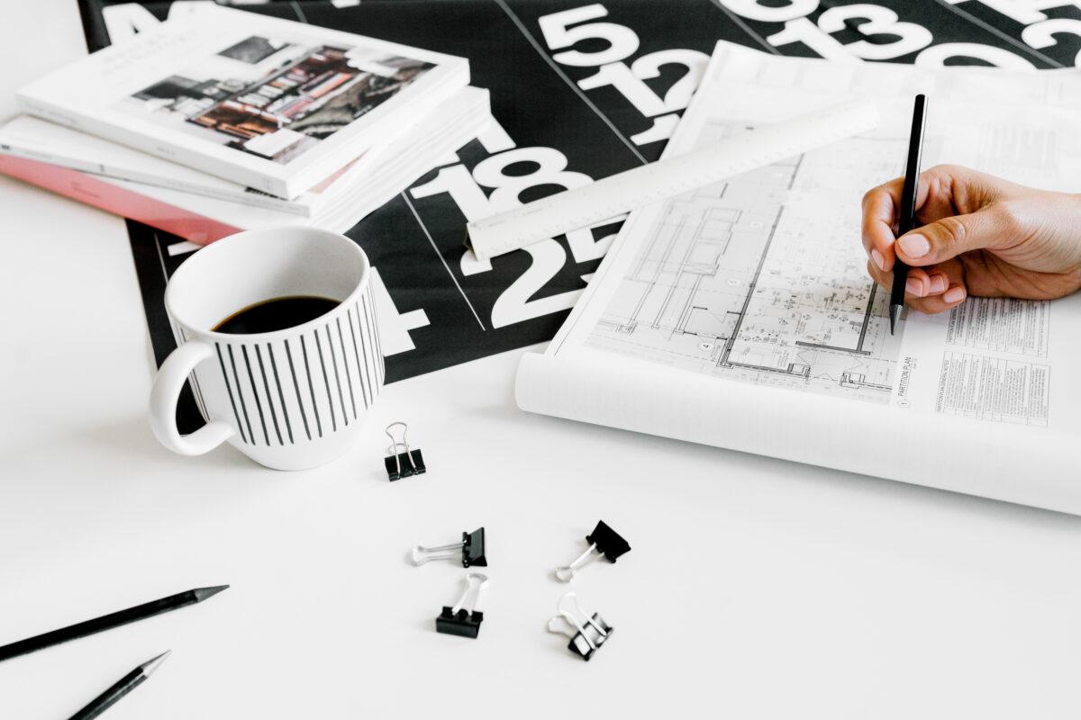 criar um calendário editorial